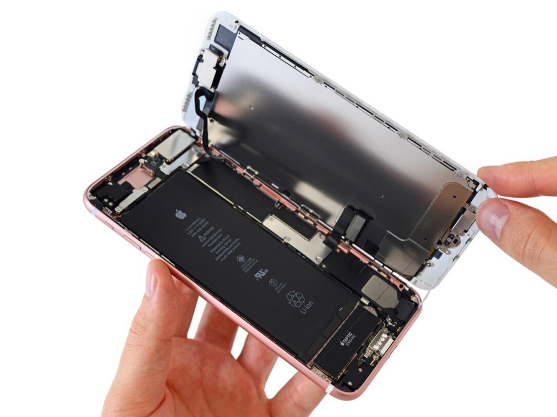 Apple ifixit iphone iphone 7 iphone 7 plus teardown