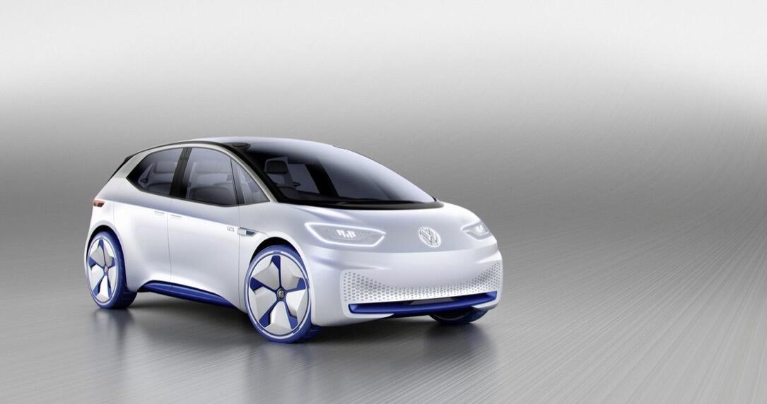 2019 auto elektro i.d. produktion VW