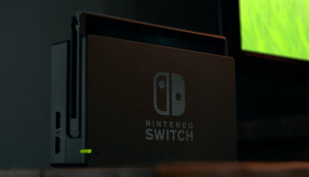 Dock konsole Nintendo power Switch USB Typ C