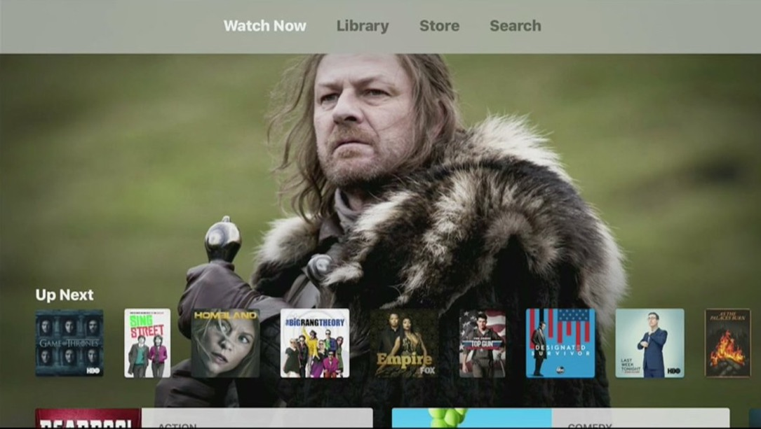 app Apple apple tv iOS TV