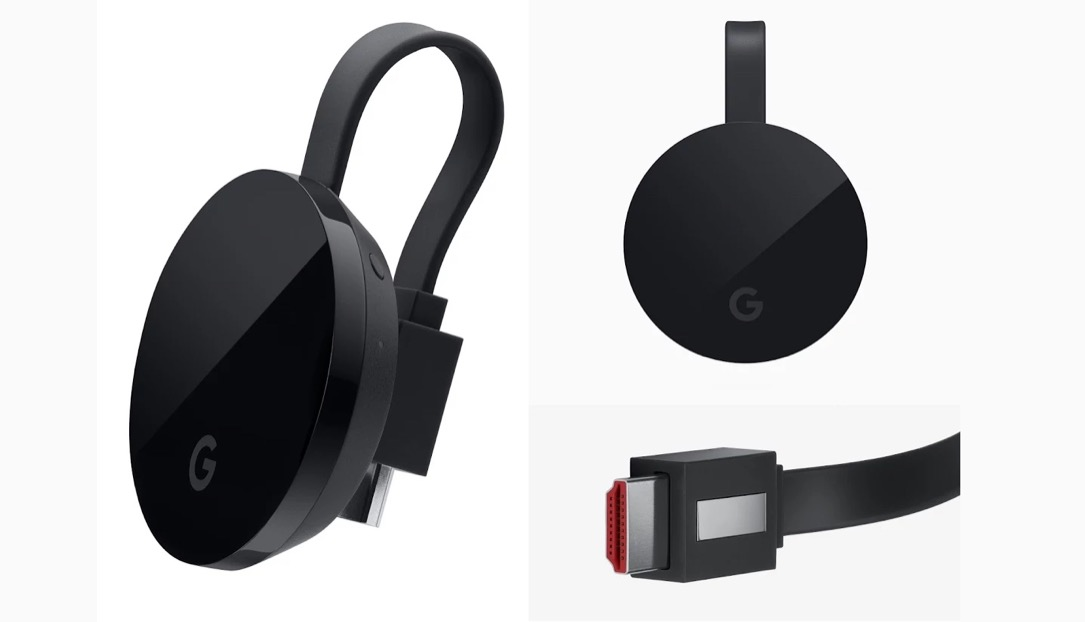 1 4k aff Android chromecast Google ultra