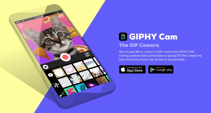 Android app fun GIF giphy iOS