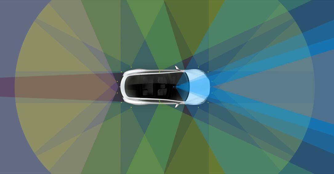 auto autonom car fahren fahrzeuge KFZ tesla