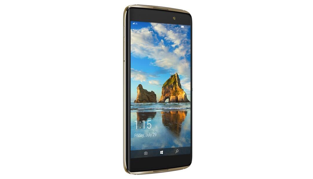 aff Alcatel Alcatel Idol 4 Pro Windows 10 Mobile
