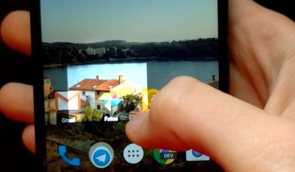 7.0 Android Nougat Screenshot