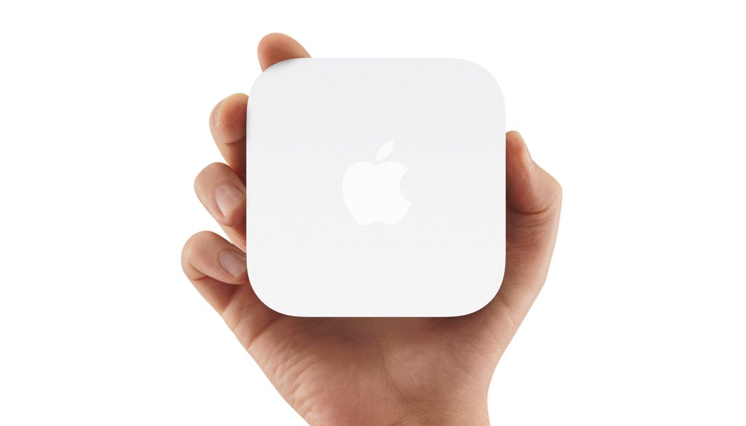 airport Apple ende express iOS Router