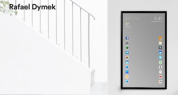 Apple iOS Magic Mirror smart
