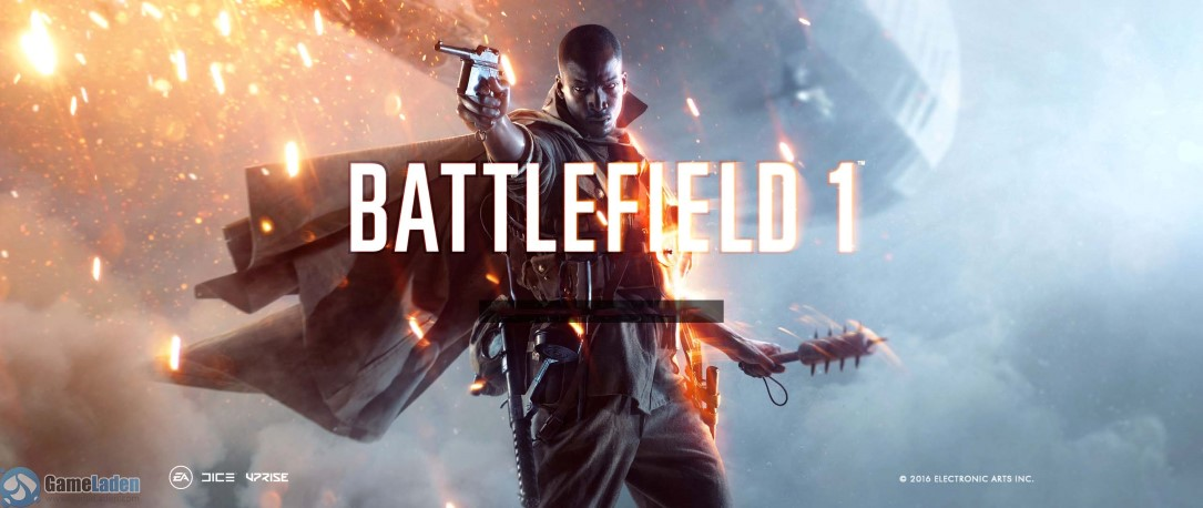 Battlefield 1 Game gaming pc review Spiel test