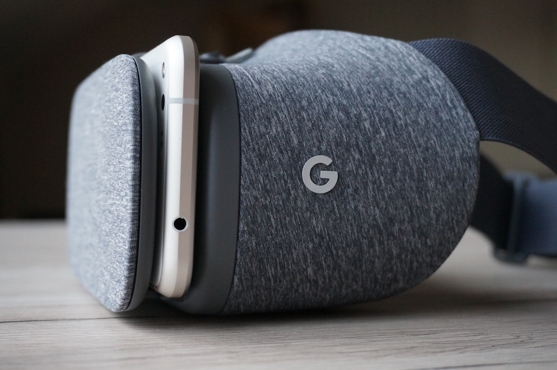 Android Google Headset vr