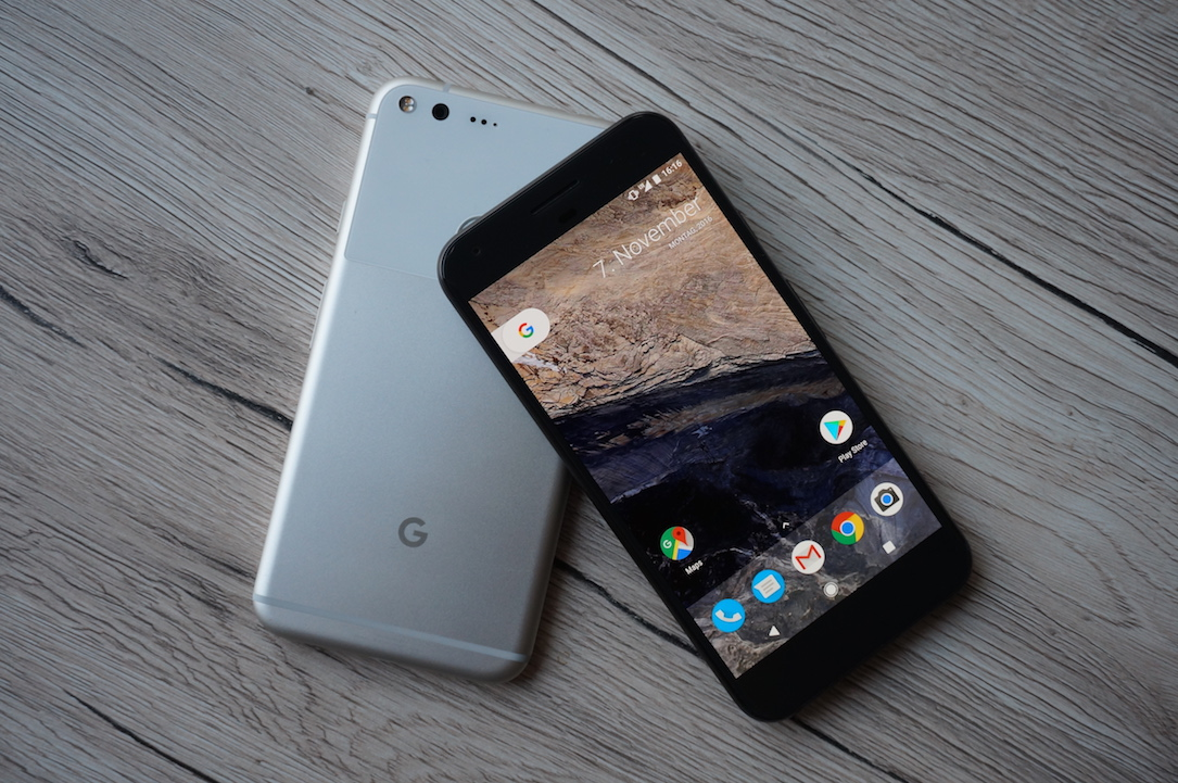 1 Android Google HTC pixel
