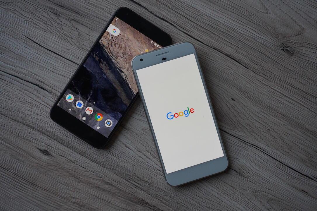 1 aff Android Google pixel pixel 2