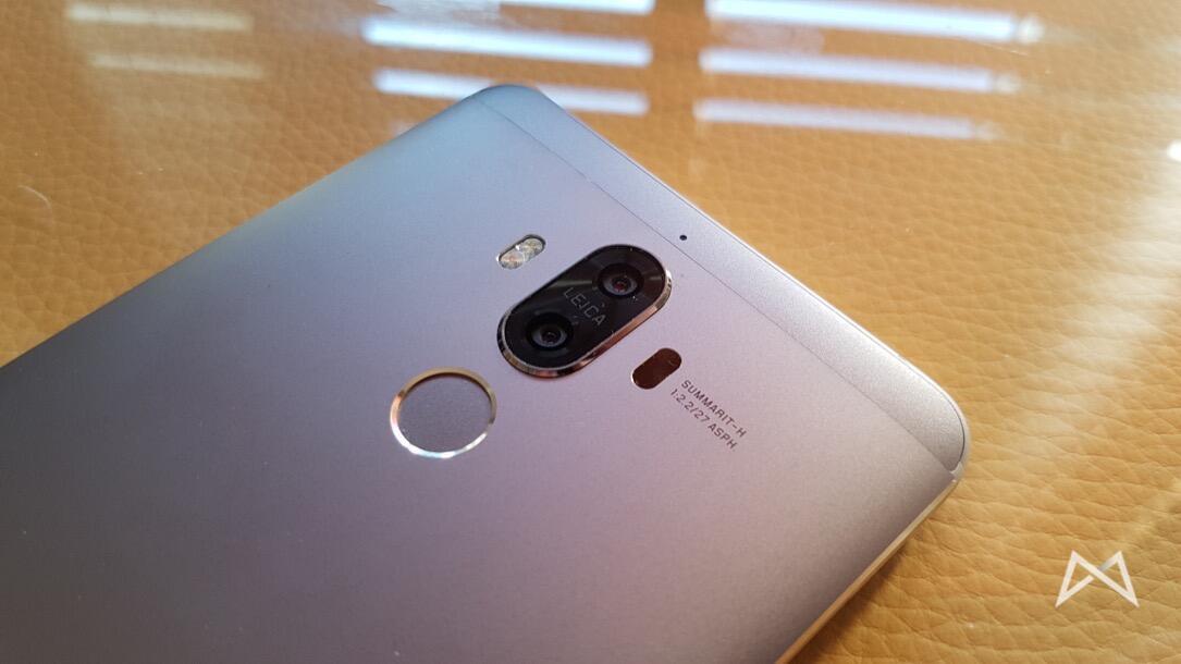 Android Huawei Huawei Mate 9