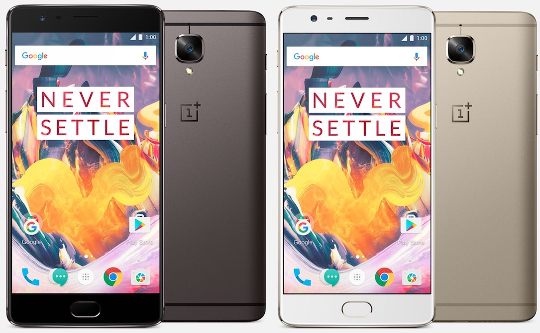 Android oneplus OnePlus 3T spezifikationen