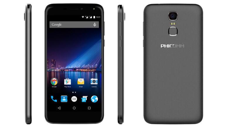 Android Energy 3+ PHICOMM