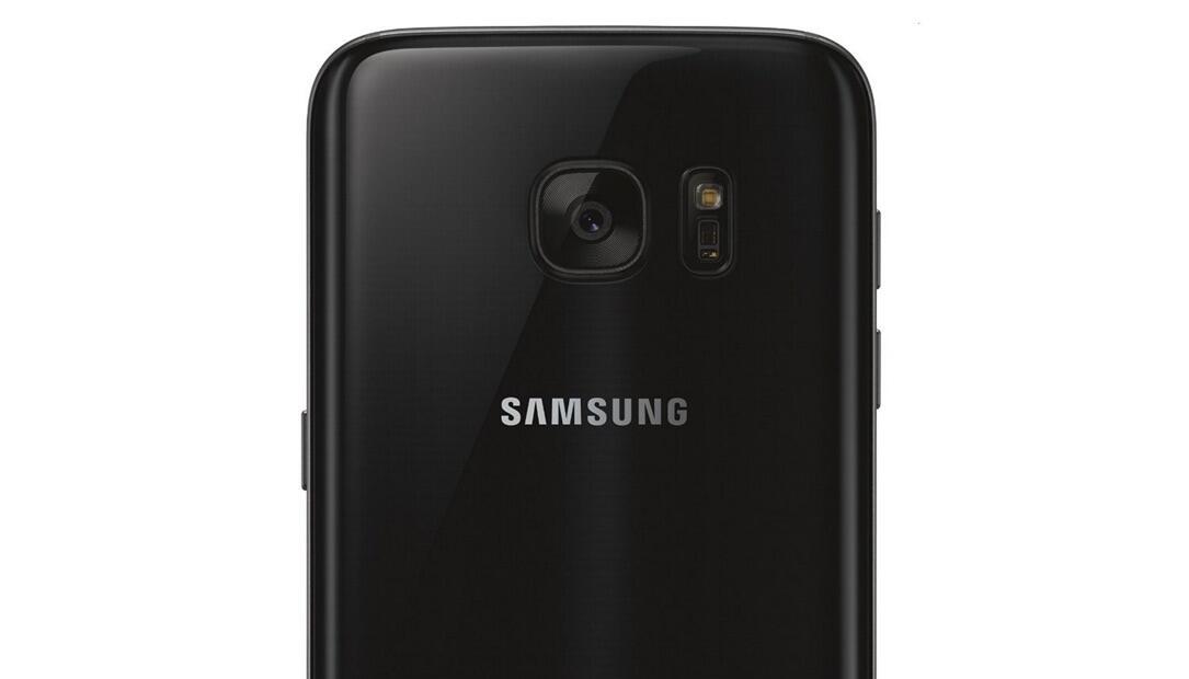 aff Android galaxy glossy black s7 Samsung schwarz