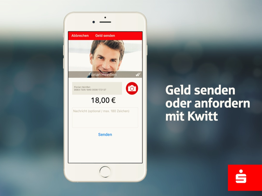 Android app fintech iOS sparkasse Windows