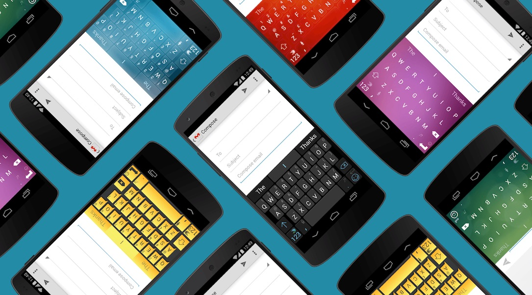 Android Apple download Google iOS Kostenlos swiftkey themes
