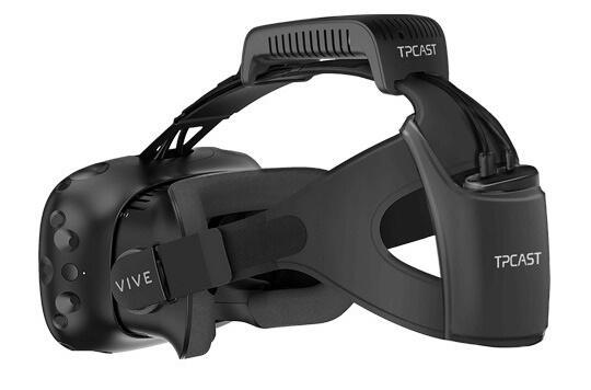 HTC HTC Vive Virtual Reality VR Brille