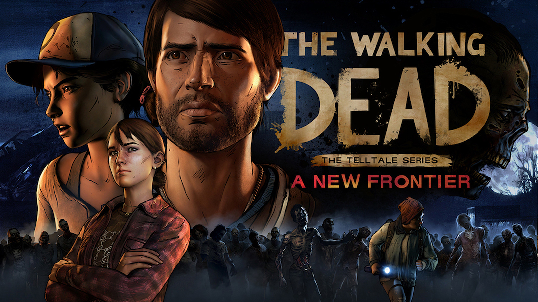 a new frontier Android games iOS telltale the walking dead