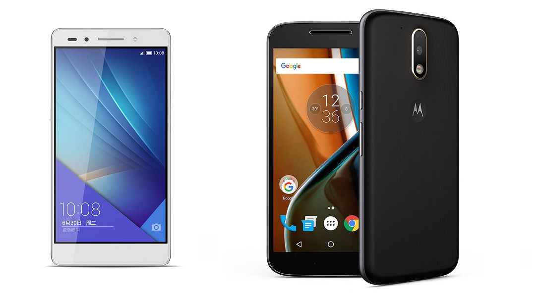 aff Android deal Honor 7 Moto G4