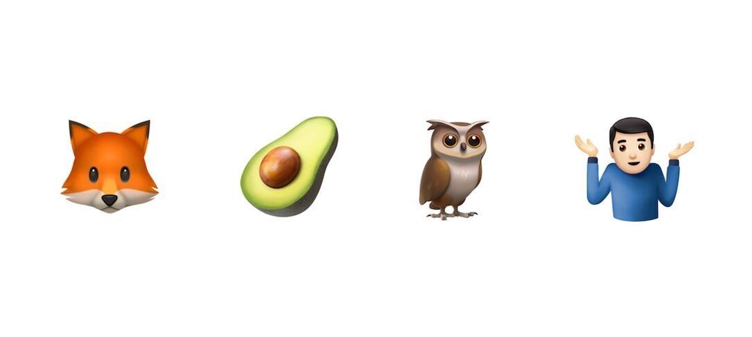 Emoji iOS iphone neu Update