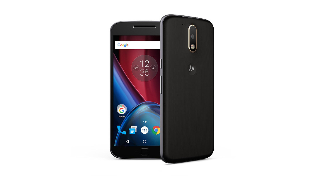 Android android 8.0 oreo Moto G4 Plus Motorola Update