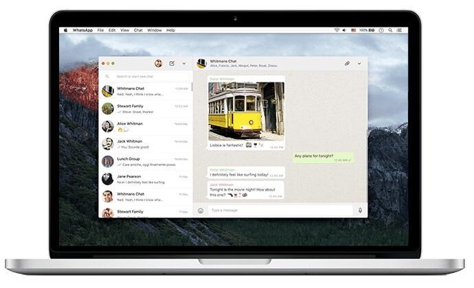 desktop mac macos Update web whatsapp Windows