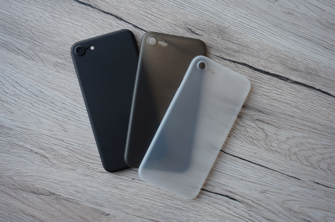 1 aff Apple case chimpcase dünn hülle iOS iphone iphone 7 plus review test Video