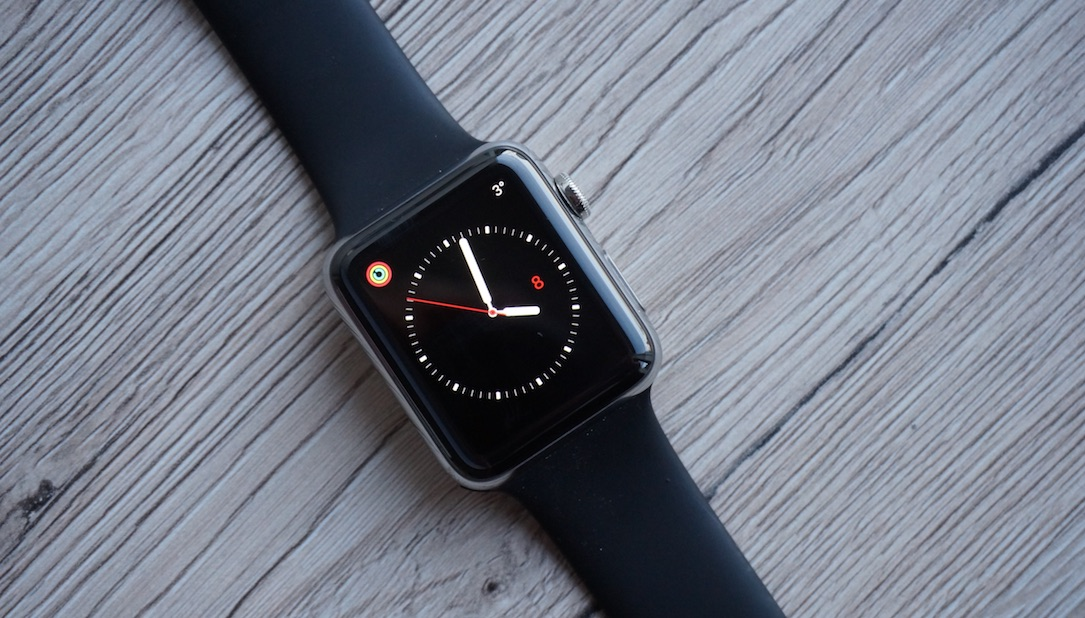 Apple iOS LTE watch
