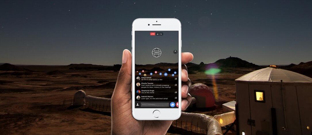 360 facebook social vr