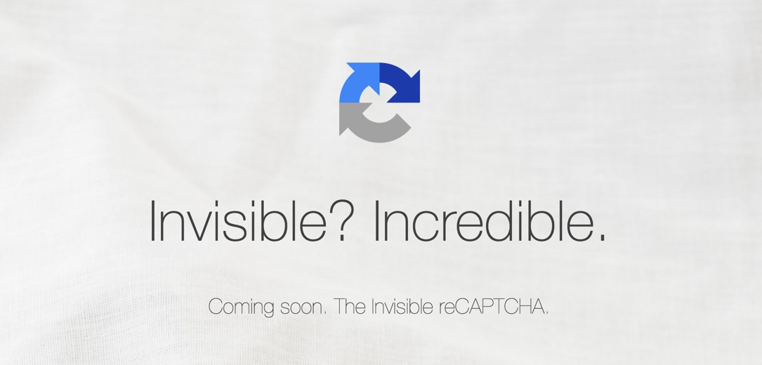 box captcha Google invisible recaptcha unsichtbar