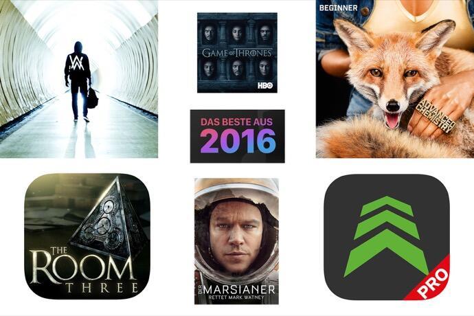2016 Apple charts iOS iPad iphone itunes stats