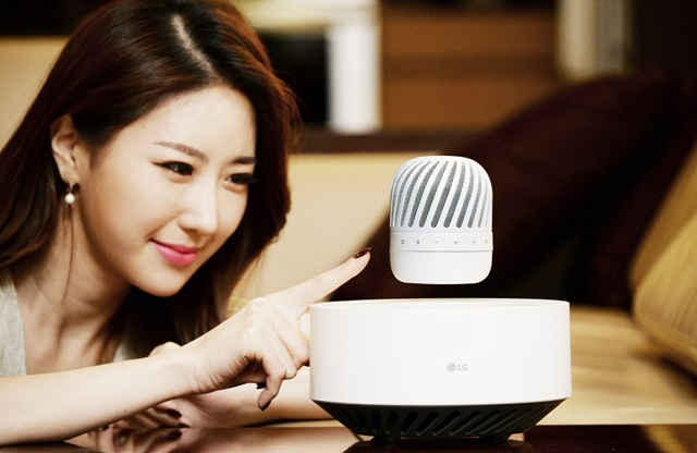Bluetooth CES2017 Lautsprecher LG