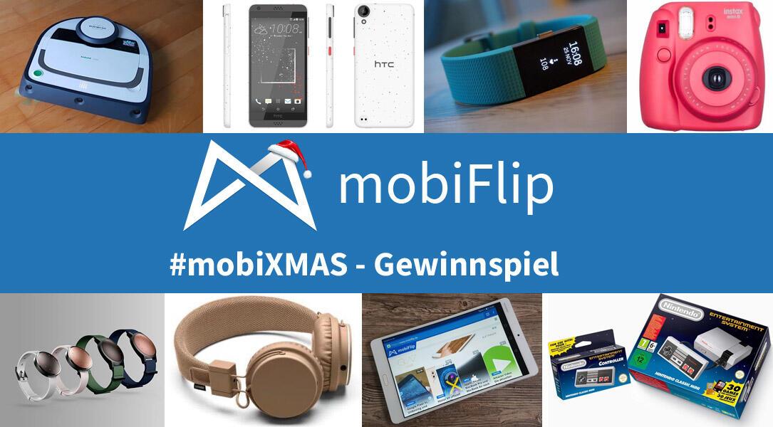 1 Adventskalender aff Android Apple Gewinnspiel Google mobiXMAS verlosung weihnachten xmas