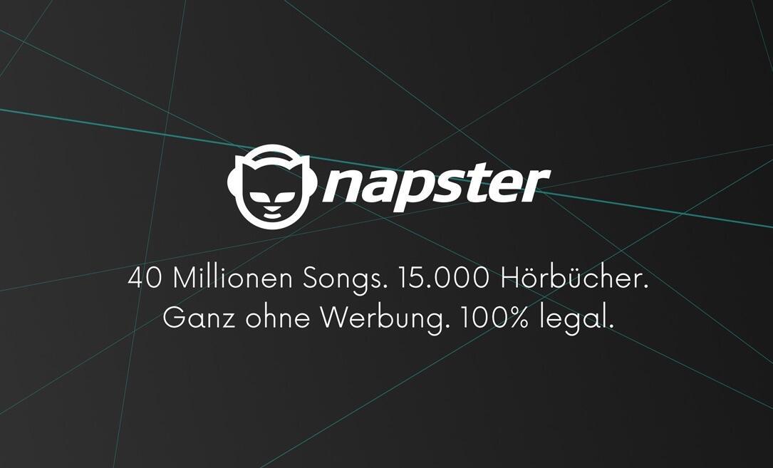 Napster 3 Monate 1 Euro