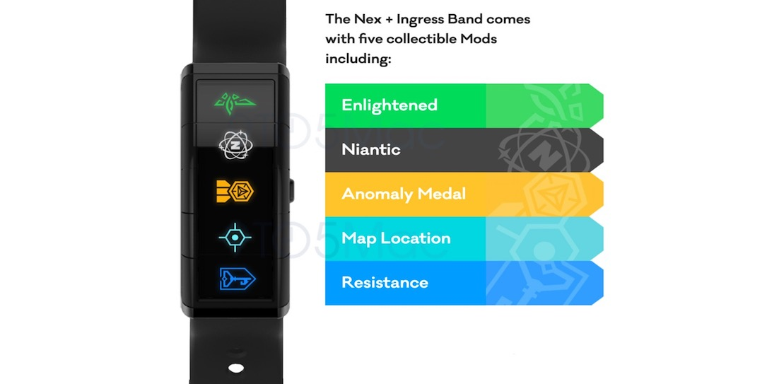 Android Apple go ingress iOS niantic pokemon Wearable
