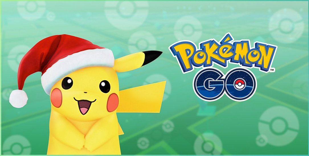 Android go iOS niantic pokemon weihnachten