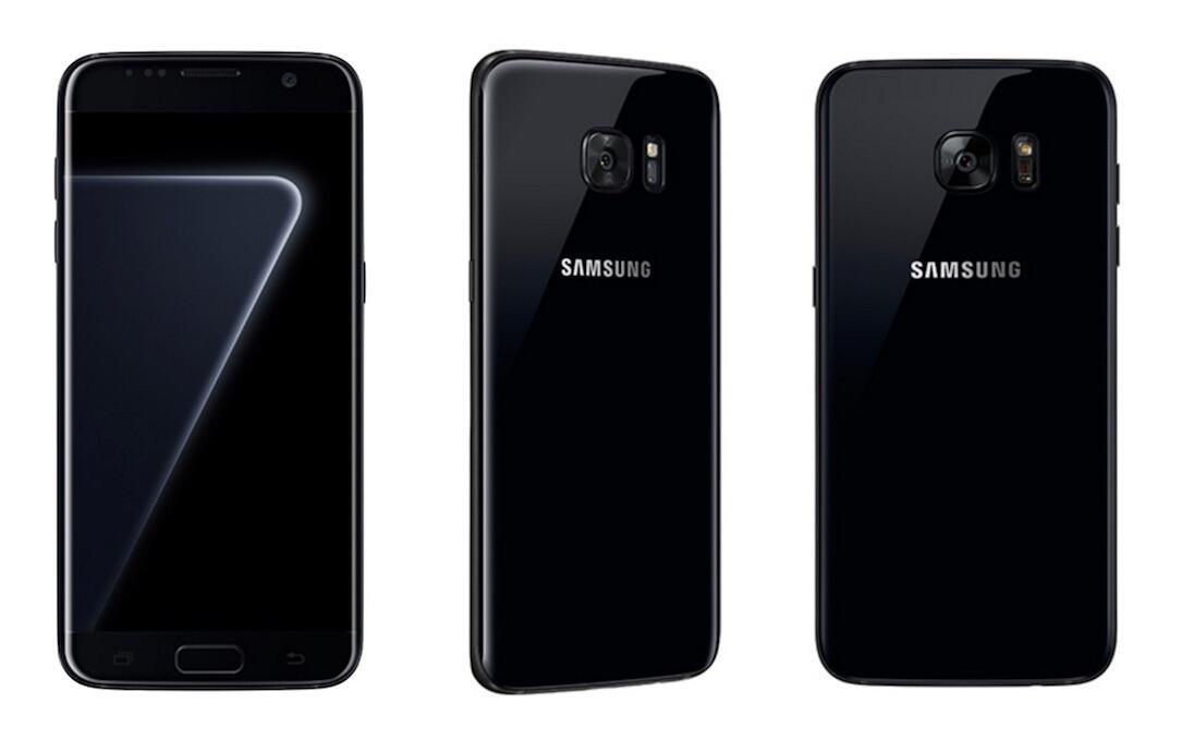 aff Android deutschland edge galaxy s7 Samsung schwarz