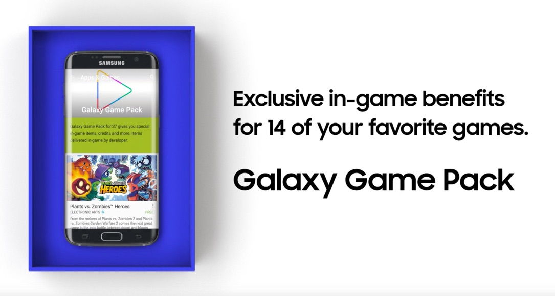 1 Android edge galaxy game pack play store s7 Samsung Spiele