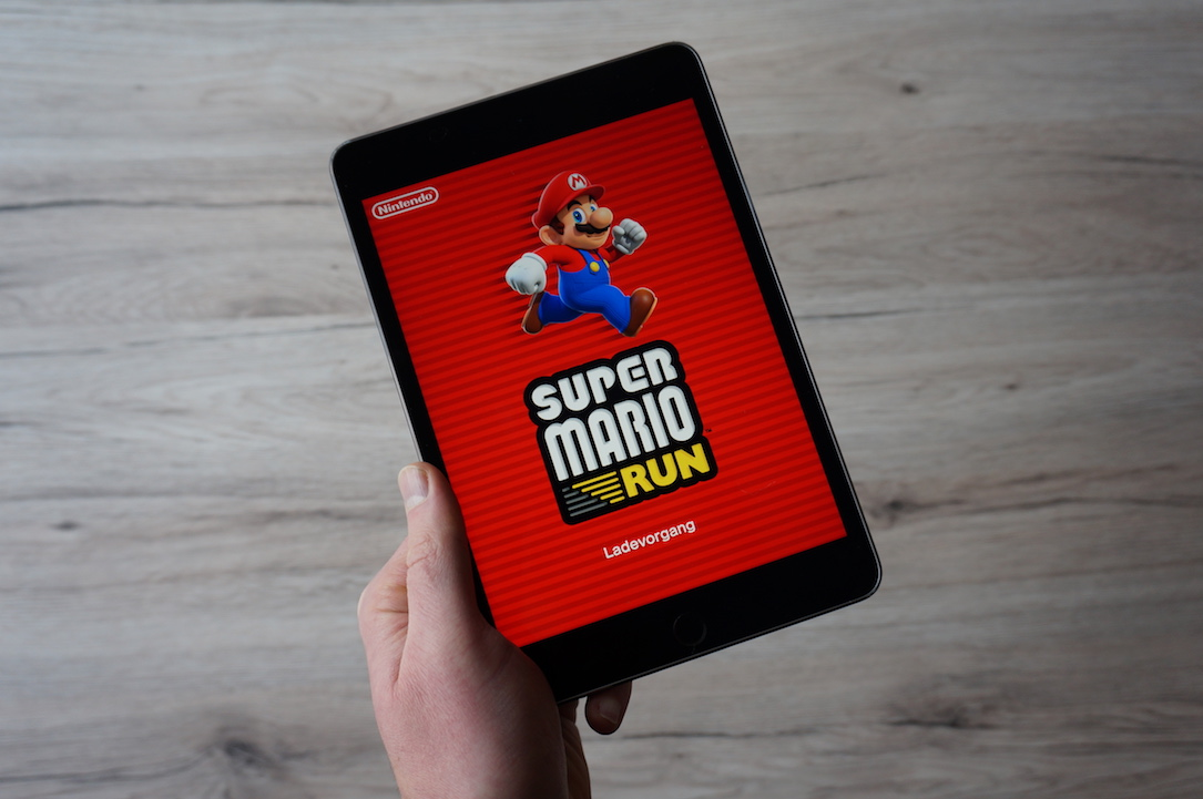 1 aff app store Apple download iOS iPad iphone NDA run super mario test Testbericht