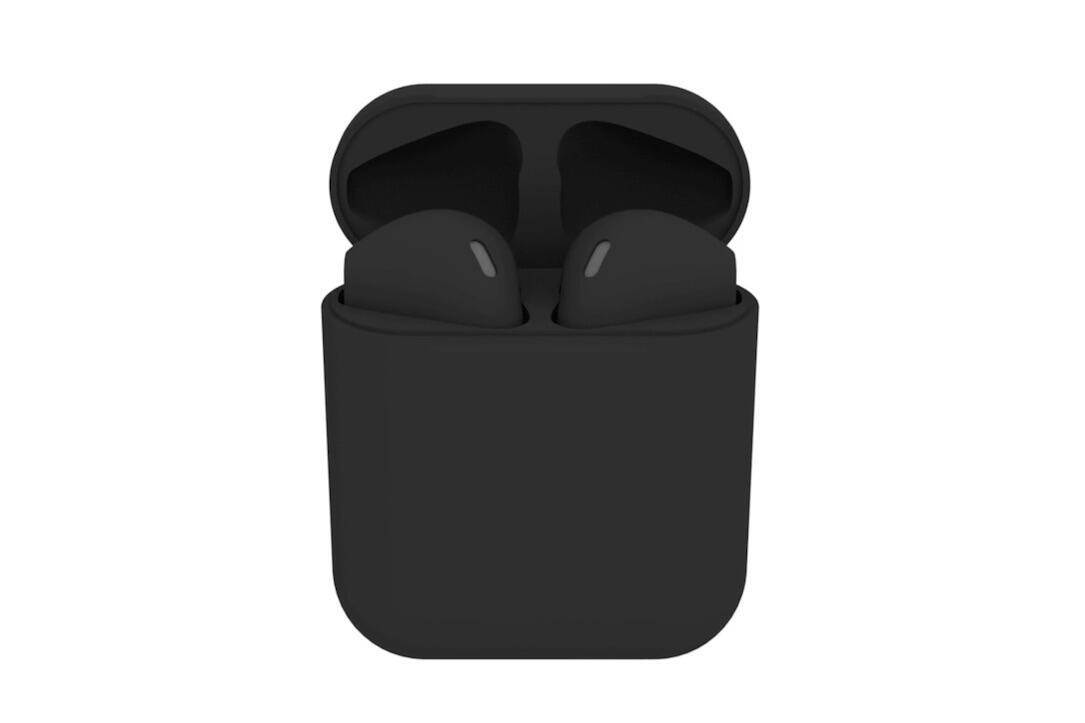 airpods Apple blackpods Bluetooth iOS iphone kopfhörer schwarz