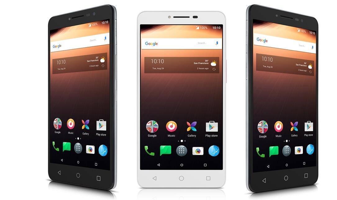 Alcatel Alcatel A3 XL Android
