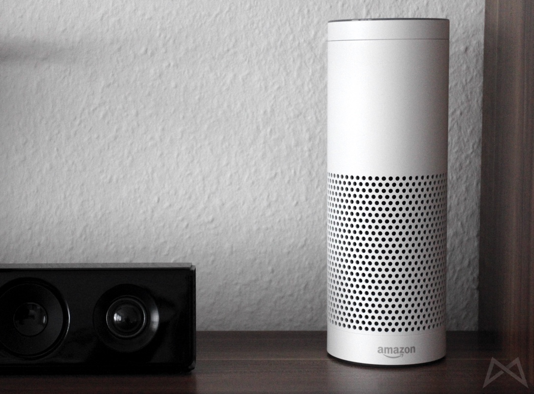 amazon Android dot Echo smart home