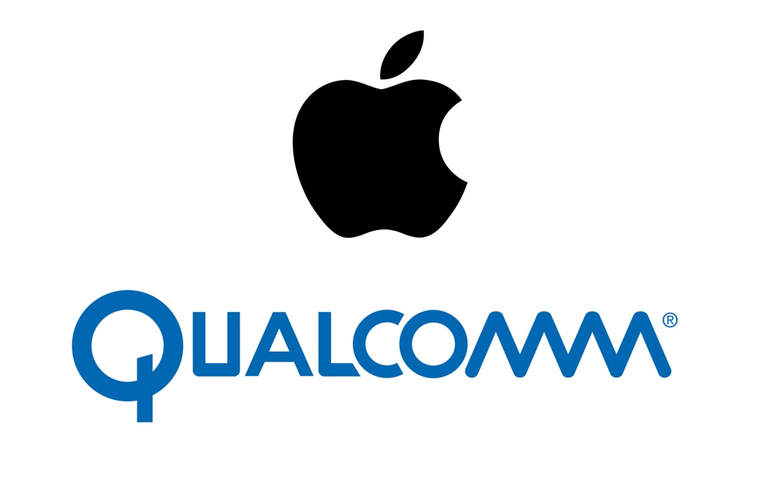 Apple iOS iphone palm Patente qualcomm Snapdragon streit