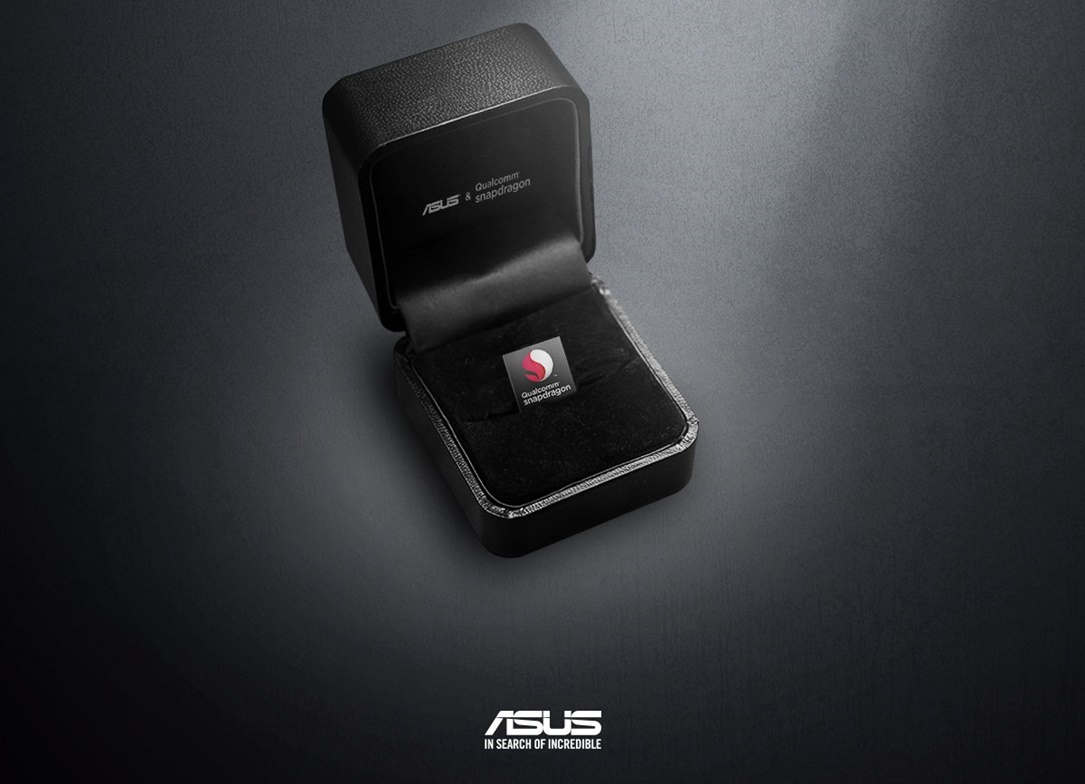 Android Asus CES2017 Snapdragon 835