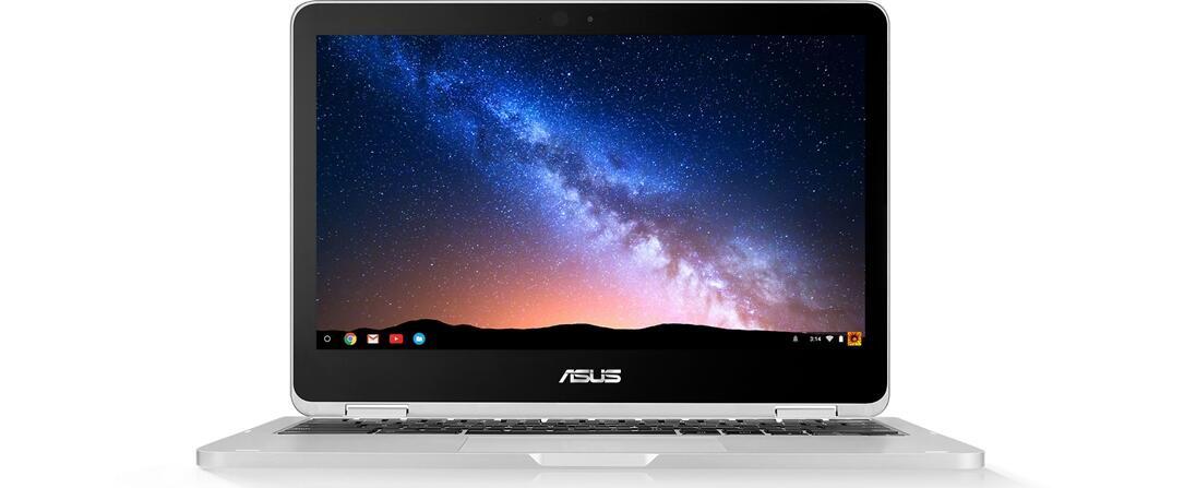 Asus CES2017 chromebook Chromebook Flip C302