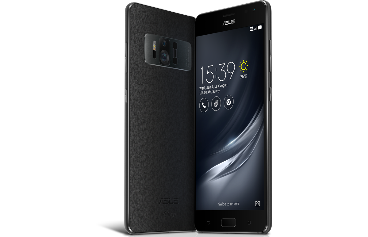 Android Asus Asus ZenFone AR CES2017 Daydream Project Tango