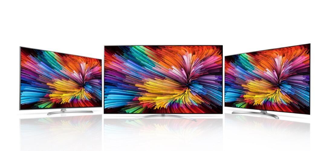 CES2017 LG TV