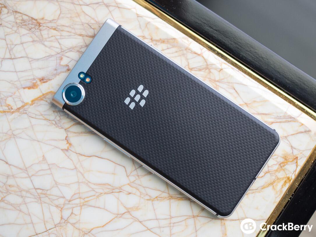 1 Android blackberry BlackBerry Mercury CES2017