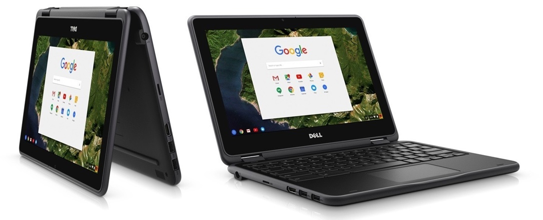 chrome os Dell Dell Chromebook 11 Convertible Stylus